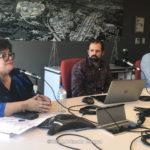 Lucy Crespo, César Piovanetti y Jerry Meléndez