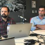 César Piovanetti y Jerry Meléndez