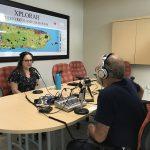 Orlando Mergal entrevista a la doctora Maritza Barreto Orta | Cambio Climático, Alza Del Nivel Del Mar y Erosión Costera | Hablando De Tecnología