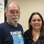 Orlando Mergal en compañía de la Dra. Maritza Barreto Orta | Cambio Climático, Alza Del Nivel Del Mar y Erosión Costera | Hablando De Tecnología