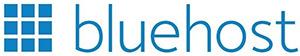 Logo de Bluehost | compañías afiliadas