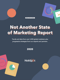Not Another State Of Marketing Report 2020, Normalidad, Un Concepto Que Nos Elude