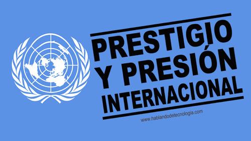 Phishing De Las Naciones Unidas y Mensaje Del Servidor