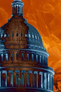 Capitolio Ardiendo | El Motín Del Conres0