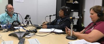 Entrevista al Dr. Víctor Huérfano de la Red Sísmica de Puerto Rico