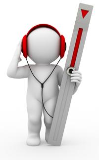 Escuchando Un Podcast | Contenido Fresco y Relevante