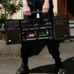 Boom box | cassette