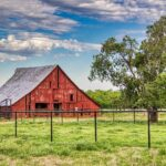 Granero Viejo, Oklahoma